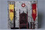 Wolf Hall - Environment for Henry VIII - COO Model 1/6 Scale Accessory