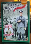 German Wehrmacht Officer - Hot Toys 1/6 Scale Figure - CONSIGNMENT