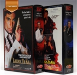 James Bond License To Kill - Set of 2 Sideshow 1/6 Scale Figures - CONSIGNMENT