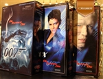 Die Another Day - Set of 3 Sideshow 1/6 Scale Figures - CONSIGNMENT