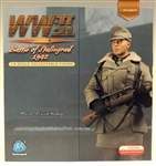 Major Konig WWII German Sniper - DiD 1/6 Scale Collectible Figure - Consignment