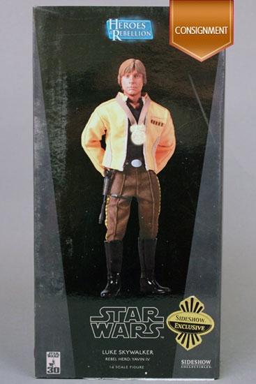 Dings And Dents >> Luke Skywalker - Rebel Hero - New Hope Episode 4 ...