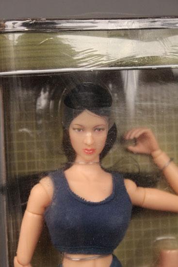 BBI 1/6 Figure CY Girls Agent SHADOW Brand New MIB 32363