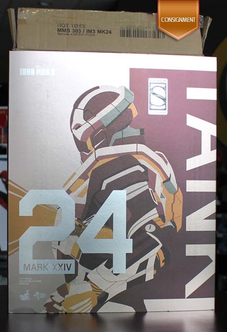 Iron Man Mark XXIV (Tank) - Iron Man 3 - Hot Toys MMS303 1/6 Scale Figure  CONSIGNMENT