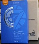 Tony Stark with Arc Reactor Creation Accessory Set - Iron Man 2 - MMS 273 - Hot Toys 1/6 Scale Figure