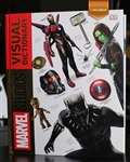 Marvel Studios Visual Dictionary   CONSIGNMENT
