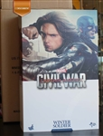 Winter Soldier - Captain America 3 - Hot Toys 1/6 Scale Figure MMS 351  CONSIGNMENT