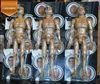 Lot of 1/6 Scale Bodies - In The Past Toys - CONSIGNMENT