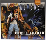 Ripley with Power Loader - Hot Toys 1/6 Scale Figure - CONSIGNMENT