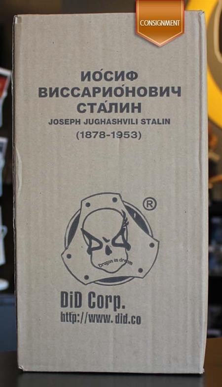 Joseph Stalin - DiD 1/6 Scale Figure CONSIGNMENT