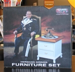 Goring Furniture Set - DiD 1/6 Scale Accessory Set CONSIGNMENT