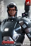 War Machine Mark II Diecast - Avengers: Age of Ultron - Hot Toys 1/6 Scale Figure - CONSIGNMENT