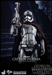 Captain Phasma - Star Wars - Hot Toys 1/6 Scale Figure - CONSIGNMENT