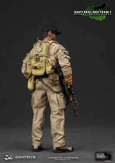 Dam Toys Us Navy Seal Sdv Team 1 Operation Red Wings 78008