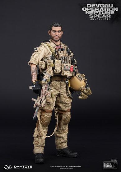 1/6 DEVGRU Operation Neptune Spear