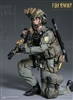 "FBI SWAT Team Agent - San Diego Midnight OPS ""A"" - DAM 1/6 Scale Figure"