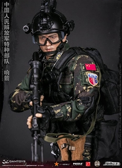 Chinese PLA Special Forces - XiangJian - DAM Toys 1/6 Scale Figure