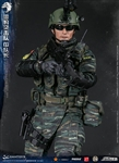 Chinese People's Armed Police Force Snow Leopard Commando Unit Team Leader