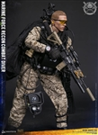 Marine Force Recon Combat Diver - Desert MARPAT Version - DAM Toys 1/6 Scale Figure