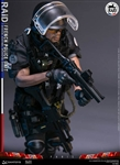 French Police Unit - Raid in Paris - DAM Toys 1/6 Scale Figure