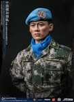 Chinese PLA in UN Peacekeeping Operations - DAM Toys 1/6 Scale Figure