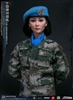 Female Soldier - PLA in UN Peacekeeping Operations - DAM Toys 1/6 Scale Figure