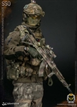 Special Operations Forces of Russia (SSO) - Elite Series - DAM Toys 1/6 Scale Figure