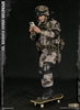 Lance Corporal Scott - Operation Urban Warrior 99 - Urban Warfare Exercises in Oakland - Marine Corps - DAM Toys 1/6 Scale Figure