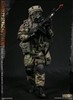 Gunnery Sgt. Crews - SAW GUNNER - Marine Corps Urban Warfare Exercises - DAM Toys 1/6 Scale