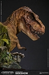 T-Rex Bust - Yellow - Dam Toys Museum Collection Series