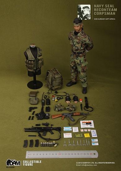 Navy Seal Pistol >> Navy Seal Reconteam - Corpsman