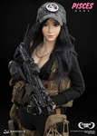 Nana - Combat Girl Series - Pisces - DAM Toys 1/6 Scale Figure