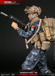 Lu Chen - Corpsman - Special Operations  Brigade Operator - PLA Navy Marine Corps - DAM Toys 1/6 Scale Figure
