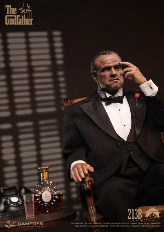 Vito Corleone - The Godfather - DAM Toys 1/6 Scale Figure
