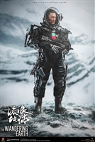 Captain Wang Lei - CN171-11 Rescue Unit - The Wandering Earth - DAM Toys 1/6 Scale Figure