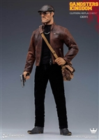 Spade J Costume Accessories - Gangster's Kingdom - DAM Toys 1/6 Scale Accessory Set