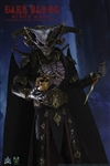 Blood Mage Vampire - Dark Blood - DarkCrown 1/6 Scale Figure