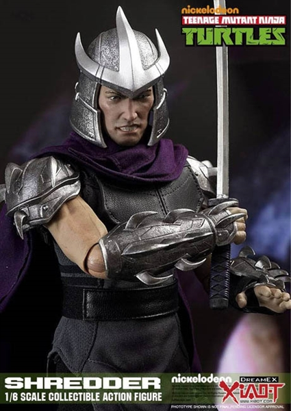 Shredder - Teenage Mutant Ninja Turtles - DreamEX 1/6 ...