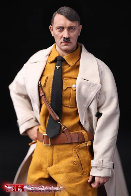 Adolf Hitler - Version B - DiD/3R 1/6 Scale Figure