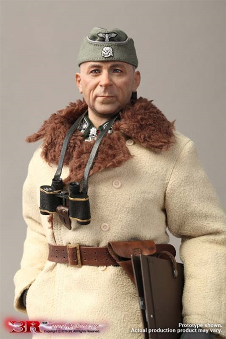 "Paul Hausser - WW2 Waffen-SS ""Das Reich"" Commander - DiD 1/6 Scale Figure"
