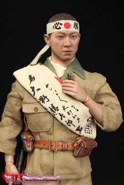 Takuya Hayashi - IJA 32nd Army 24th Division Private - DiD/3R 1/6 Scale