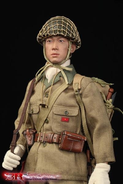 3R Raincoat WWII JAPANESE IJA 32nd ARMY TAKUYA HAYASHI 1//6 ACTION FIGURE TOYS