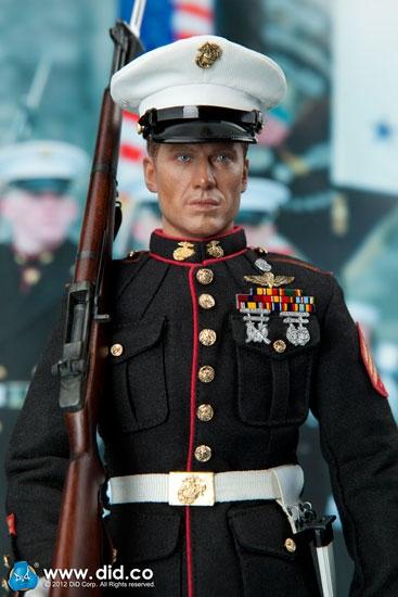 Did Tony Marine Ceremonial Guard