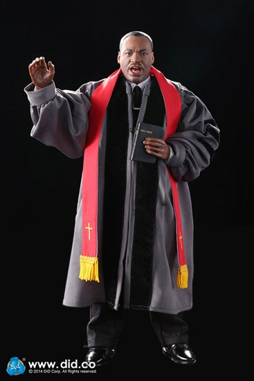 Martin Luther King Jr Special Version Collectible 1
