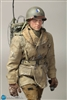 Paul - Special Version - 29th Infantry Division Radio Operator - DID 1/6 Scale Figure