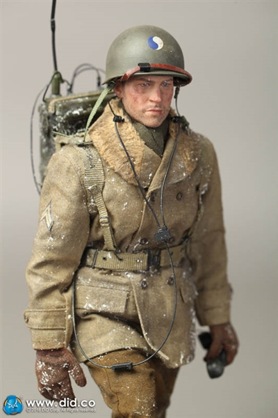 DID Patches WWII 29TH INFANTRY DIV RADIO OPERATOR PAUL 1//6 ACTION FIGURE TOYS