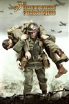 Dixon - 77th Infantry Division Combat Medic - US WWII Infantryman - DID 1/6 Scale Figure