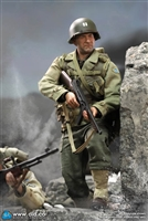 Captain Miller - WWII US Ranger Battalion Series 3 - DiD 1/6 Scale Figure
