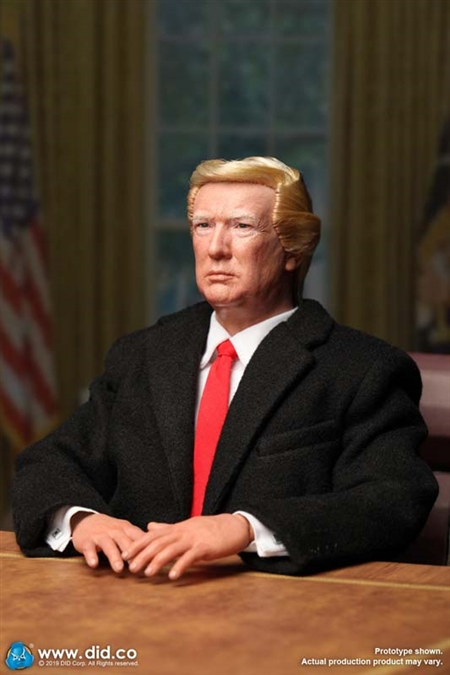 Donald Trump - DiD 1/6 Scale Figure