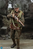 William - World War I British Infantry Lance Corporal - DiD 1/6 Scale Figure